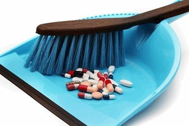 waste in pharmaceutical industry