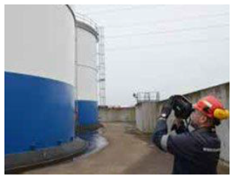 Tank Storage Monitoring With FLIR's Intrinsically Safe Optical Gas Imaging Camera