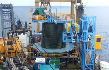 Aquatic AQCS-01-1500 maiden project - 2