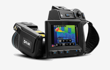 Portable Thermal Research Camera: T600sc Series