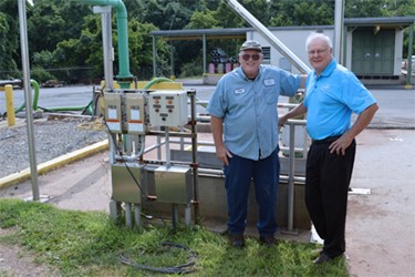 Upgraded Pumping System Eliminates Clogging