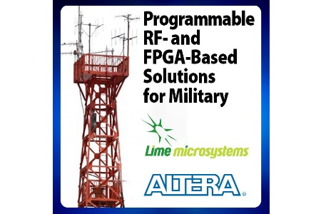Altera And Lime Microsystems Demonstrate Completely