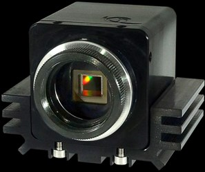 World's Smallest, Most Rugged EMCCD Camera: Hawk EM247