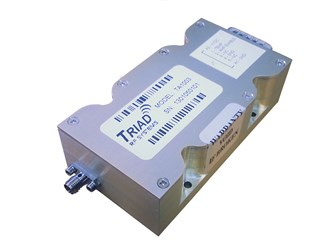 High Transmit Power GaN Power Amplifier: TA1003