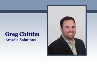HTO Greg Chittim, Arcadia Solutions