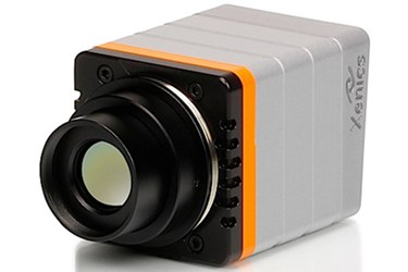 High Resolution Uncooled Thermal Camera: Gobi-640-CL