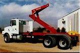 Hydraulic Hook Lift Loader
