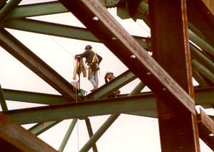 Steel Erection Safety Rules May Be In For Historic Revision