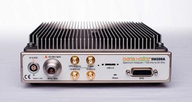20 GHz High-Performance Spectrum Analyzer: SM200A