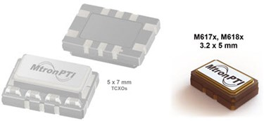 Miniature TCXOs for Secure Communications