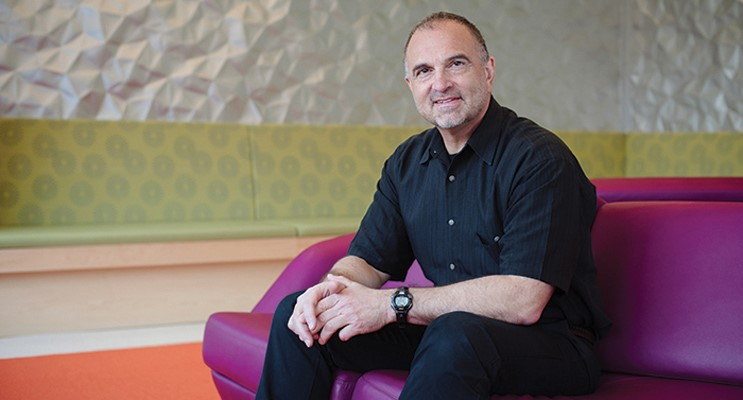 How Wild Ideas Fuel Regeneron's George Yancopoulos