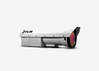 High Speed MWIR Infrared Camera For Test Range Applications: FLIR RS8300