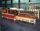 PACK EXPO 2000: Programmable Paper and Plastic Tube Recutter