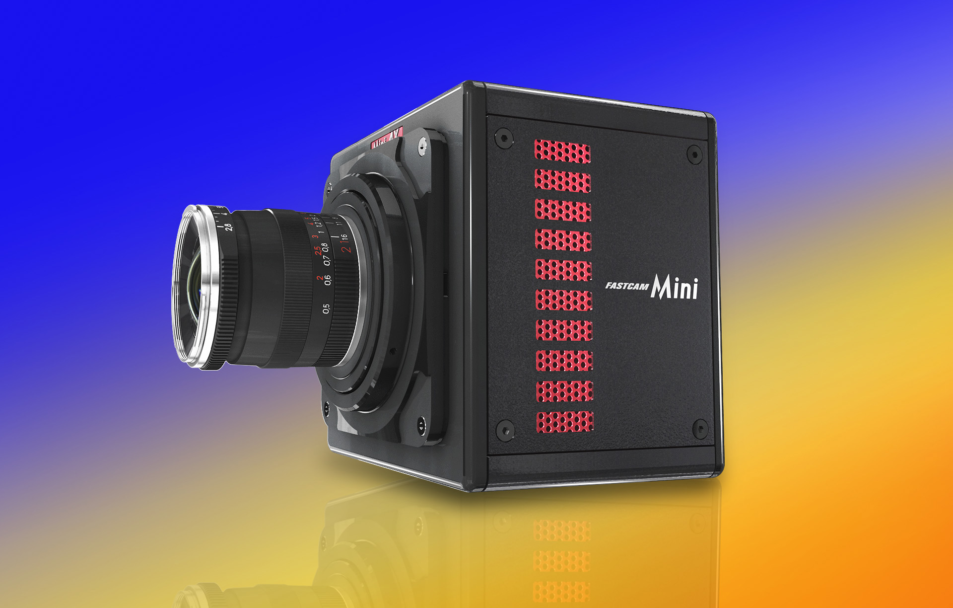 Photron S New High Speed Camera With Unsurpassed Light