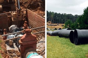 AMERICAN Pipe And Valves Ensure Georgia Project Flows With Ease