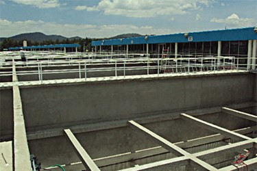 Dual Parallel Lateral Filter Underdrains Selected To Replace Underperforming Nozzle Design At Mexico's Largest Drinking Water Treatment Plant