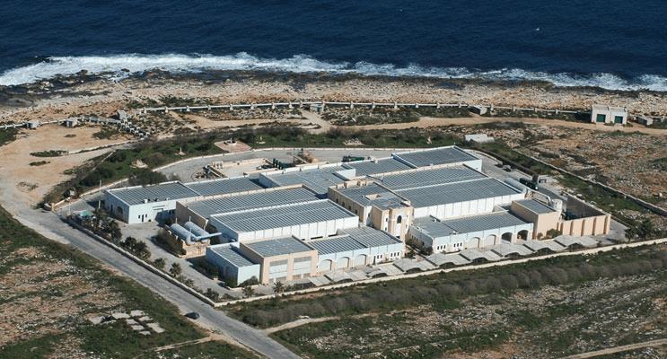 Retrofitting Malta Desalination Plants With Thin Film Nanocomposite (TFN) SWRO Membrane