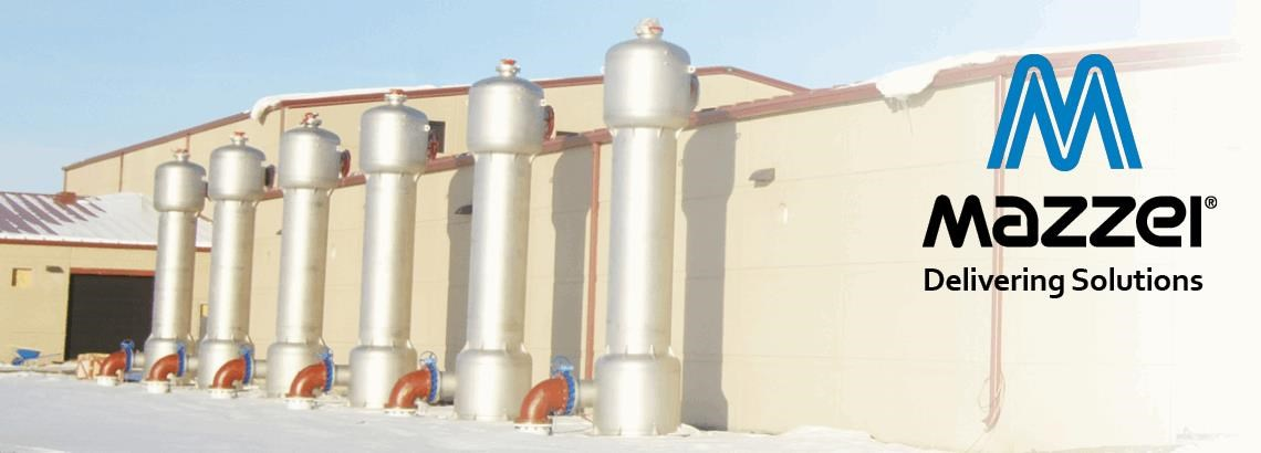 Mazzei Degas Separators Selected For Wichita Aquifer Project