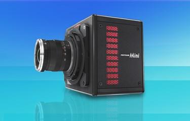 Photron's Mega-Pixel FASTCAM Mini AX200 Has Industries' Highest Light Sensitivity