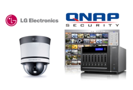 QNAP Security Integrates LG IP Cameras To Offer Users Wider Choices