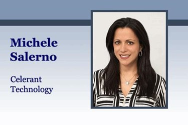 Michele Salerno, Director of Marketing and Sales, at Celerant Technology