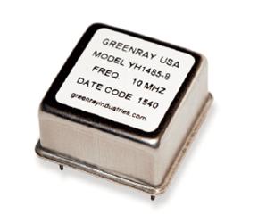 Oven Controlled Oscillator (OCXO): YH1485