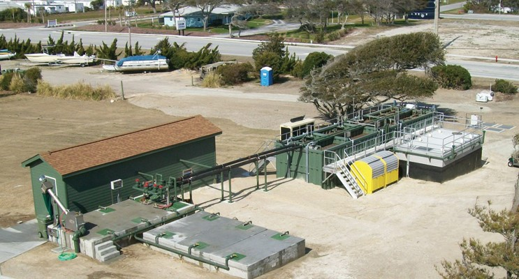 TITAN MBR™ Ultrafiltration Provides Private Development Site With Water Reuse Capabilities