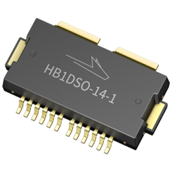 575 – 960 MHz Wideband LDMOS Two-stage Integrated Power Amplifier: PTGA090304MD-V1