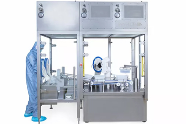 Aseptic Filling Systems For High Containment Applications