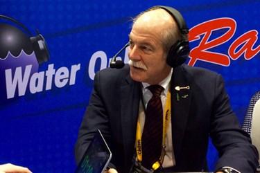 Paul Bowen WEFTEC President