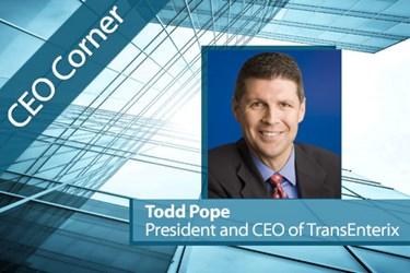 CEO Corner: Todd Pope, TransEnterix