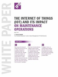 The Internet Of Things (IoT) And Its Impact On Maintenance Operations