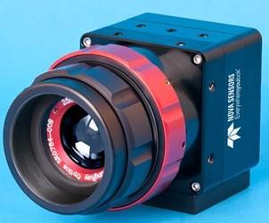 InGaAs SWIR Camera: Anacapa 640B