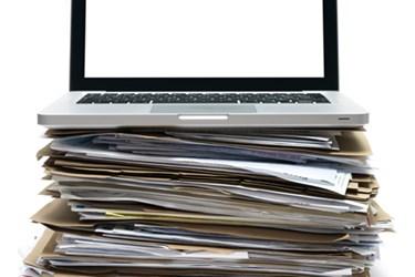 Paper Files ECM