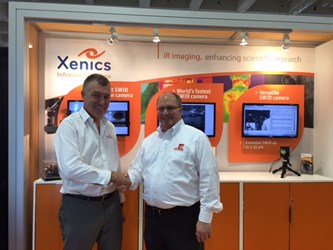 Xenics USA And Laser Components USA Have Signed Exclusive Distribution Agreement In North America