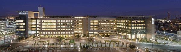 UCSF Medical Center At Mission Bay Consolidates
