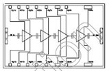 14 To 16 GHz GaAs MMIC Power Amplifier - XP1058-BD