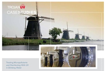 Treating Micropollutants With UV In Drinking Water - PWN, Netherlands (Case Study)