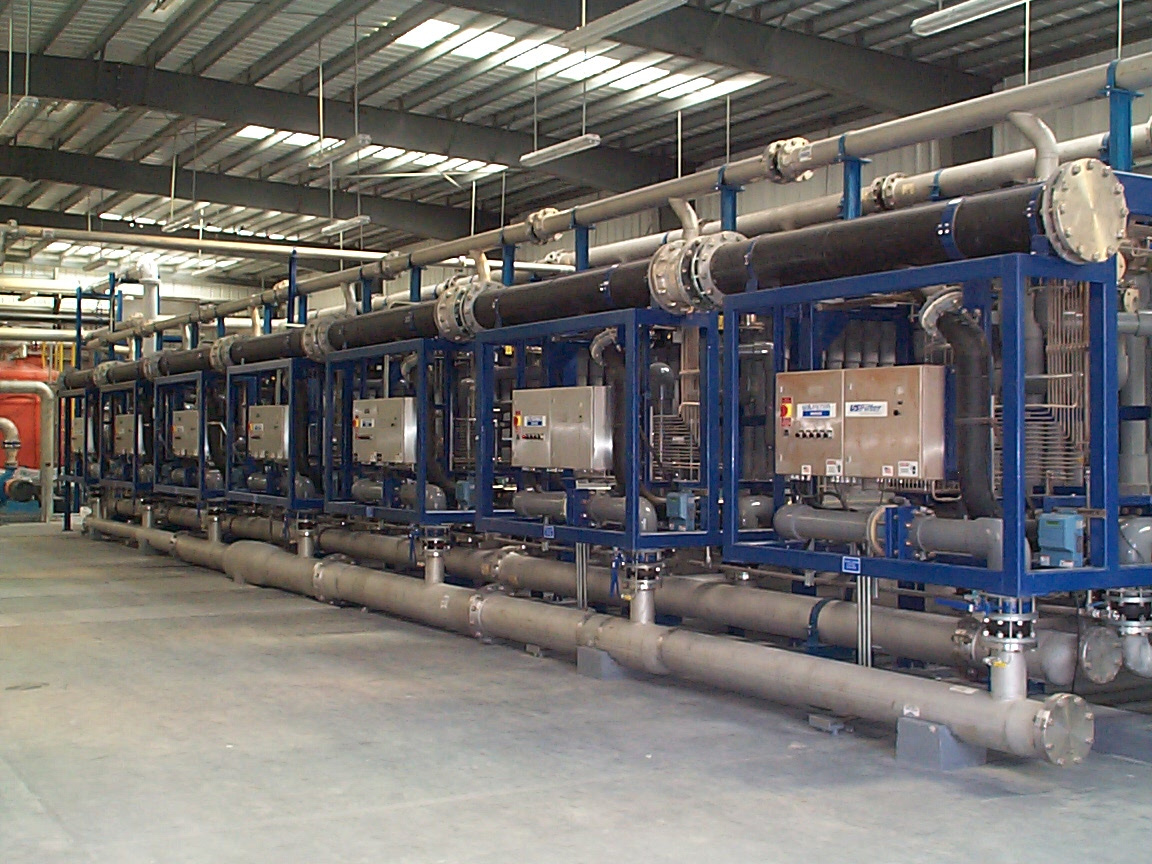Continuous Microfiltration System Cmf