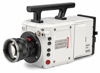 Vision Research Unveils New Global 4K High-Speed Camera For Science, Aerospace And Defense Industries