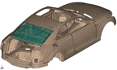 Analyze, Design And Optimize Automotive Antenna And EMC Performance
