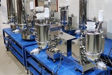 Continuous & Semi-Continuous Pharmaceutical Equipment Applications