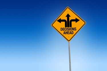 Decisions Ahead