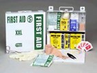 CSM Brand 50 person First Aid Kit