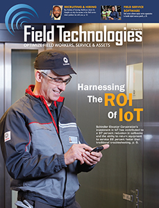 Field Technologies Magazine Cover