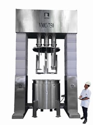 Ross Introduces Large-Scale Mixers for High Volume Viscous Applications