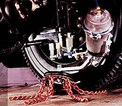 Automatic Tire Chain System