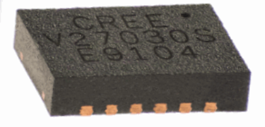 30 W, DC - 6.0 GHz, GaN HEMT: CGHV27030S