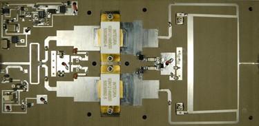 1 KW L-band Radar Pallet Amplifier: IGNP1214M1KW-GPS