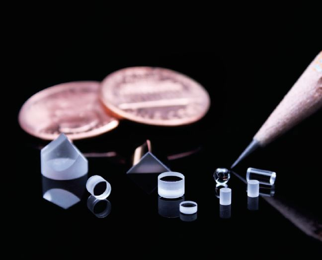 Micro Optics Expanding To Support Shrinking Medical Devices